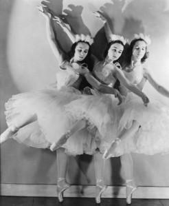 Ballet russe de Monte-Carlo - Casse-Noisette - Commons/Domaine public US